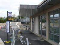 Ten bus routes are now visiting the newly open interchange at Markinch. 26.08.07<br><br>[Brian Forbes&nbsp;26/08/2007]