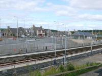 Markinch now. New road to college and mill to the left at new roundabout.<br><br>[Brian Forbes&nbsp;26/08/2007]