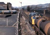 Freight at Cambus in 1986.<br><br>[Mark Dufton&nbsp;//1986]