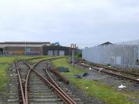 Security loading bays at Rosyth Dockyard unused for a time.<br><br>[Brian Forbes&nbsp;/06/2007]