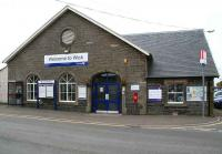Station building at Wick - August 2007.<br><br>[John Furnevel&nbsp;28/8/2007]