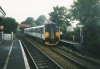 Down train calls at Balmossie in July 1998.<br><br>[David Panton&nbsp;/7/1998]