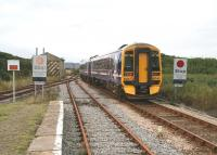 Leaving Georgemas Junction for Inverness on 28 August 2007.<br><br>[John Furnevel&nbsp;28/8/2007]