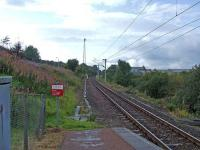 Looking west from Whinhill towards Upper Greenock on 11 September.<br><br>[Graham Morgan&nbsp;11/09/2007]