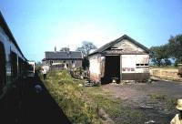 The <I>Forfar Farewell</I> railtour at Woodside and Burrelton on 5 June 1982.<br><br>[David Panton&nbsp;05/06/1982]