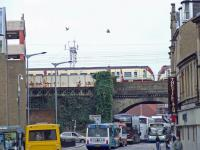 A Class 334 unit departing from Pasiley Gilmour Street with a service for Glasgow Central<br><br>[Graham Morgan&nbsp;20/10/2007]