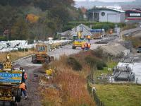 View south at Raiths Farm on 27 October.<br><br>[Stan Scott&nbsp;27/10/2007]