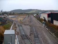 General view north over the Raiths Farm construction site on 27 October.<br><br>[Stan Scott&nbsp;27/10/2007]