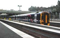 A 158+170 combination forms the 13.35 for Inverness seen leaving Waverley on 17 November. <br><br>[Ewan Crawford&nbsp;17/11/2007]