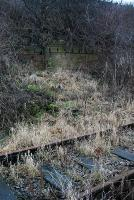 The remains of the signalbox at East of Fife Central Junction. This controlled the start of the line to Lochty and (although distant) the entry to Kirkland Yard.<br><br>[Ewan Crawford&nbsp;04/01/2008]