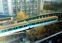 <b>Paris Metro Line 6</b>. Nation to Charles de Gaulle/Etoile at Cambronne Station. From the Arch de Triomphe and the tomb of unknown soldier - change at Nation to Line 2 for the Pere Lachaise Cemetry including the graves of the Communards, Jim Morrison, Edith Piaf and Pissarro.<br><br>[Alistair MacKenzie&nbsp;/03/1995]