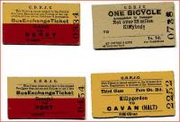 Tickets and labels
