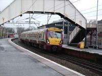 334 007 at Jordanhill on 23 February with a Dalmuir service.<br><br>[David Panton&nbsp;23/02/2008]