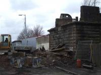 South abutment.... it is not clear if this will remain.<br><br>[Colin Harkins&nbsp;07/03/2008]