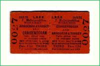 Tickets and labels 17/07/2004