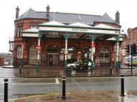 This LYR station opened in 1896 to replace an earlier structure and still serves trains to Southport, Kirkby, Bolton and Manchester<br><br>[Mark Bartlett&nbsp;26/03/2008]