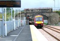 SPT 170478 forming the 1318 service from Glasgow Queen Street terminating at Alloa.<br><br>[Brian Forbes&nbsp;02/06/2008]