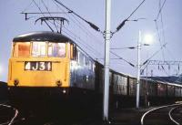 BR Fast Freight Sector service at Wolverhampton in 1981<br><br>[Ian Dinmore&nbsp;//1981]