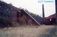 The former furnacebank at Dalmellington Ironworks.<br><br>[Ewan Crawford&nbsp;//]