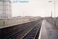 Kirkwood station looking west.<br><br>[Ewan Crawford&nbsp;//]