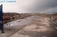 Spotswood steelworks by langloan end of NBR branch?<br><br>[Ewan Crawford&nbsp;//]