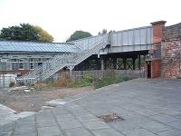 Looking to the through station from the former terminus station.<br><br>[Ewan Crawford&nbsp;//]