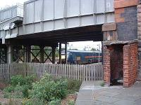 GNER train arriving in new through station viewed from old terminus.<br><br>[Ewan Crawford&nbsp;//]