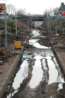 All quiet at Larkhall. The site is looking drier than usual.<br><br>[Ewan Crawford&nbsp;27/03/2005]