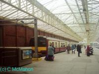 320 207 at Helensburgh Central.<br><br>[Calum McMahon&nbsp;//]