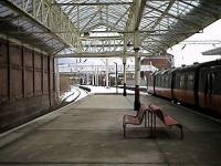 Looking towards Glasgow at Helensburgh Central.<br><br>[Garth Ponsonby&nbsp;//]