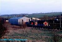 East end of Thornton Yard showing new conveyor and new shed.<br><br>[Jeffray Wotherspoon&nbsp;//]