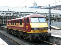 EWS 90029 <i>The Institution of Civil Engineers</i> at Waverley in July 2004.<br><br>[John Furnevel&nbsp;19/07/2004]