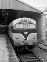 CIE 009 awaiting departure from Limerick in 1998.<br><br>[Bill Roberton&nbsp;//1998]