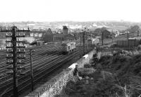 Ferryhill Junction 21/04/1973