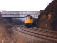 Ninewells Junction 11/04/1979