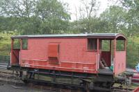 LMS brake van 732170 on North Yorkshire Moors Railway.<br><br>[Alistair MacKenzie 11/09/2008]