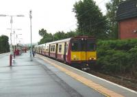 314 208 calls at Langside on a service to Glasgow Central on 9 August 2008.<br><br>[David Panton&nbsp;09/08/2008]