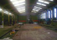 Shed interior - Perth New Yard, October 2008. <br><br>[Gary Straiton&nbsp;/10/2008]