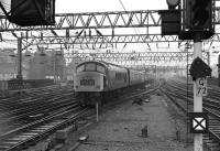 Glasgow Central 22/03/1974
