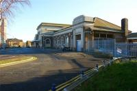The station building at Margate, 10 December 2008.<br> <br><br>[John McIntyre&nbsp;10/12/2008]