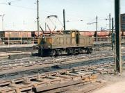 NCB no 14 (English Electric/Baguley 2599/3519 of 1959) shunts the yard at Westoe Colliery, South Shields, in 1983.<br> <br><br>[Colin Alexander&nbsp;//1983]