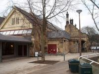 Restoration of the old station at Richmond has been carried out to a very high standard using original railway features wherever possible.  Closed in 1969, it became a garden centre until 2001 but is now an outstanding visitor attraction.<br><br>[Mark Bartlett&nbsp;29/12/2008]