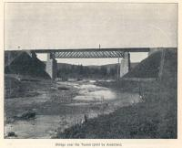Great Siberian Railway between Vladivostock and St Petersburg and eventually Murmansk. Bridge over River Tesma. [Extract from GSR Guide of 1900]<br><br>[Alistair MacKenzie&nbsp;//2009]
