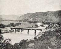 Colenso Bridge Natal Railway - ex Colony of Natal Railway Handbook and Guide by JF Ingram - 1895<br><br>[Alistair MacKenzie&nbsp;//1895]
