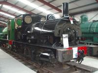Lancashire & Yorkshire Railway <I>Pug</I>, sold out of service by the LMS (as 11243) preserved inside the Ribble Steam Railway Museum, Preston, in April 2009. Sister engine 51218 is on the Keighley and Worth Valley Railway.<br><br>[Mark Bartlett&nbsp;13/04/2009]