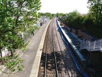 View over Dunlop station showing progress on 13 May 2009.<br><br>[Ken Browne&nbsp;13/05/2009]