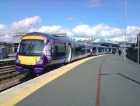170434 leads a southbound 6-car formation at Perth on 22 May.<br><br>[Mully Gwynne&nbsp;22/05/2009]