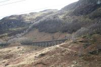 Glen Ogle viaduct seen in March 2009<br><br>[James Young&nbsp;28/03/2009]