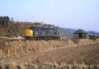 37173 at Ballinluig on 26 March 1982.<br><br>[Peter Todd&nbsp;26/03/1982]