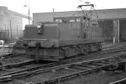 Scene at Westoe Colliery, South Shields around 1959, with NCB no 14 standing in the shed yard.<br> <br><br>[K A Gray&nbsp;//1959]